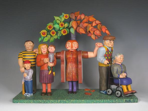 Supportive Kids Help Lower Seniors' DementiaRisk