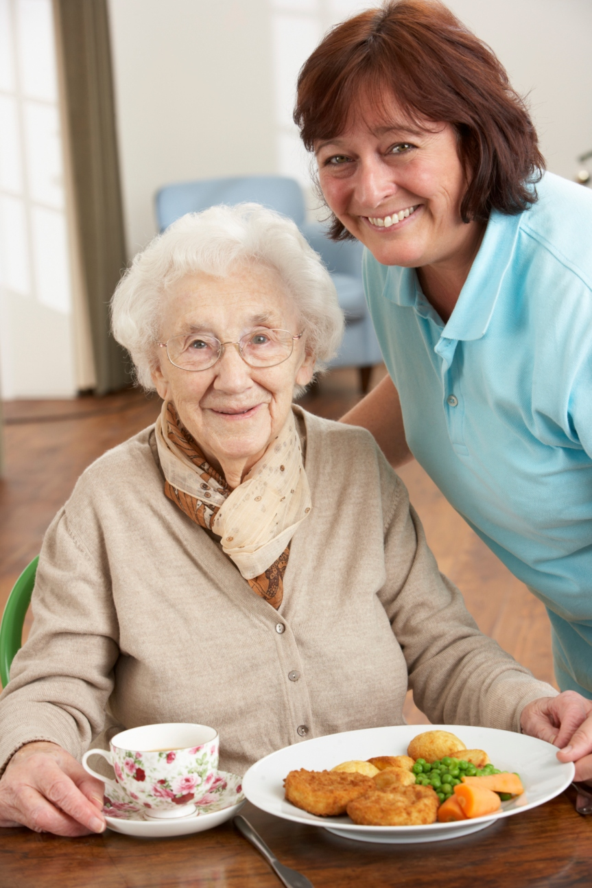 Caregivers & Technology: What They Want andNeed